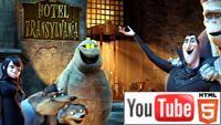 Стерео YouTube 3D-ролик к мультфильму «Отель Трансильвания 3D»