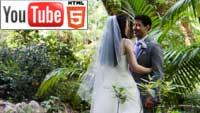 YouTube 3D-трейлер к свадебному 3D-фильму