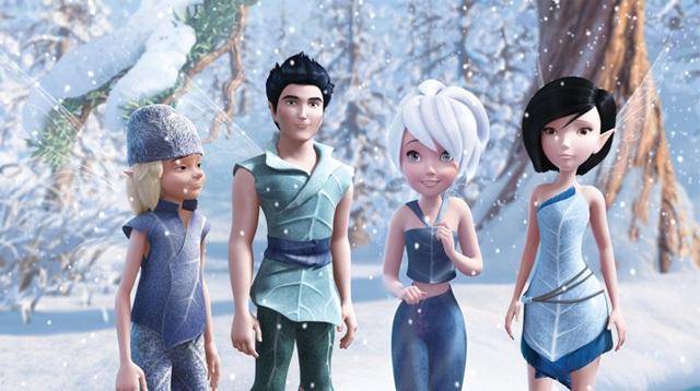 Тайна зимнего леса новые персонажи