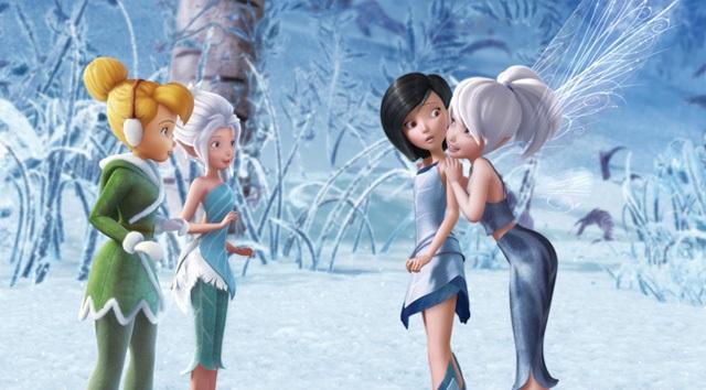 3D-мультфильм Disney «Феи: Тайна Зимнего леса»: работа над проектом