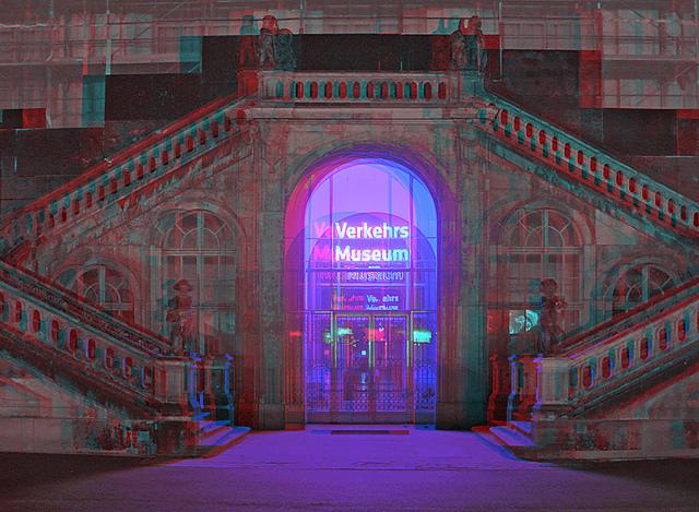 Sascha Becher предпочитает снимать стерео 3D-HDR фотографии городской архитектуры