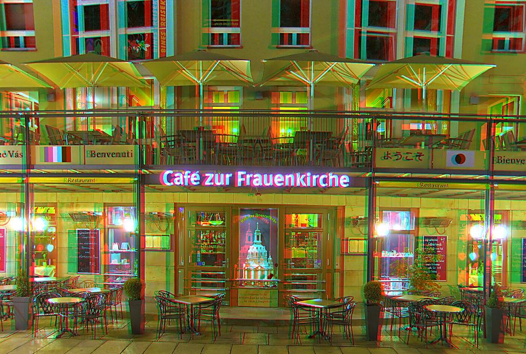 стерео 3D-HDR фотографии городской архитектуры от Sascha Becher