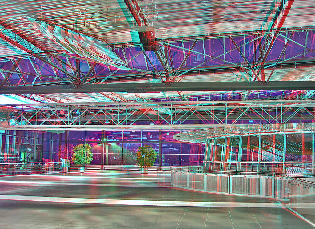 фотографии городской архитектуры в стерео 3D-HDR от Sascha Becher