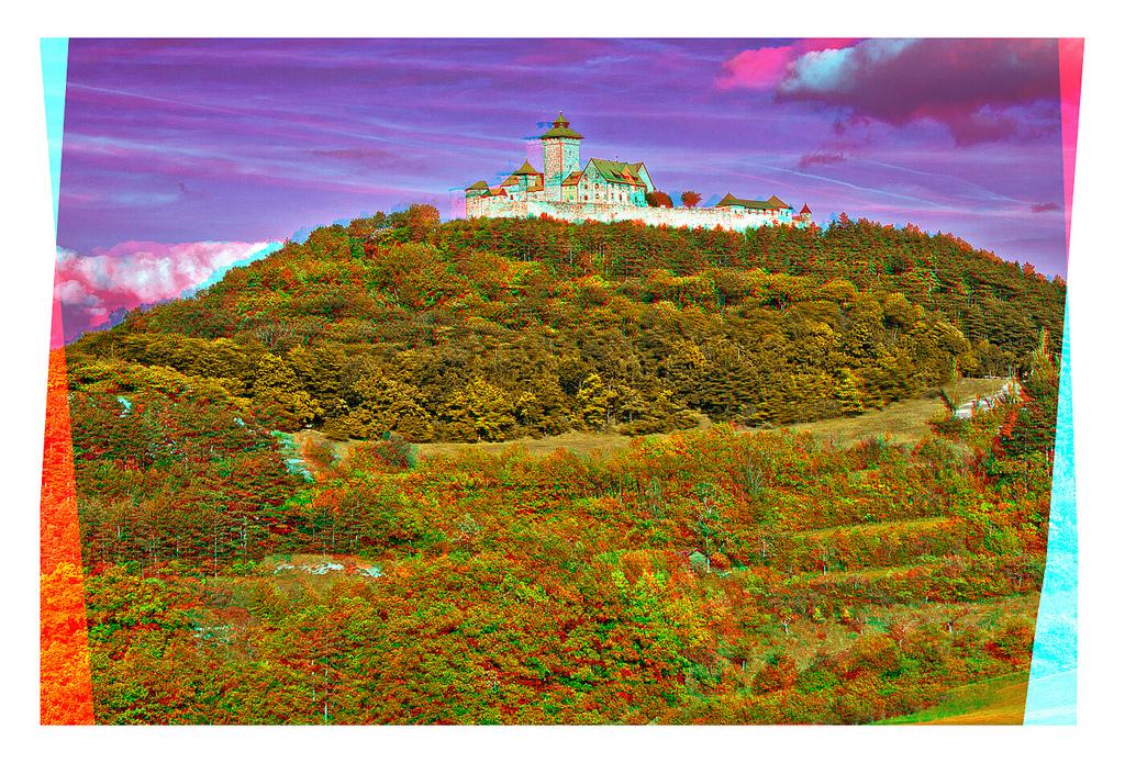 Sascha Becher: 3D-HDR фото