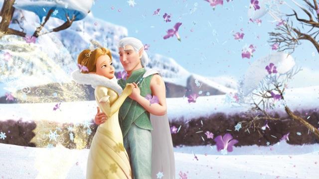 3D-мультфильм Disney «Феи: Тайна Зимнего леса»: новый русскоязычный трейлер