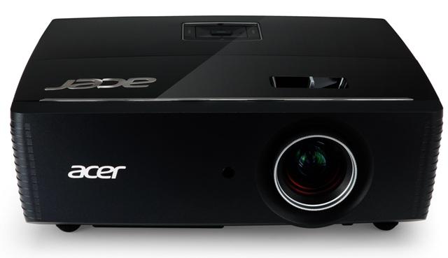 Acer P7215: первый одноламповый 3D-проектор