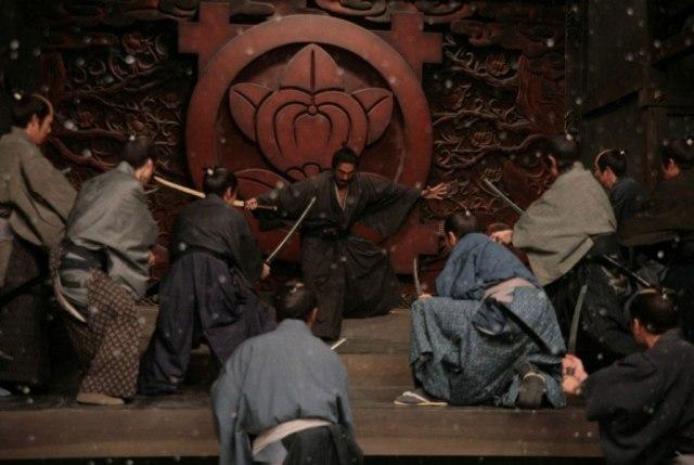 Мировая премьера 3D-ленты «Харакири» назначена на 18 октября 2012 года