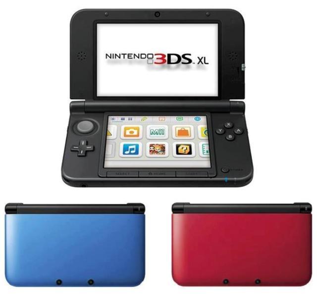 Nintendo 3DS XL появится 28 июля 2012