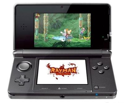 Обзор игр для Nintendo 3DS Rayman Origins Игра для консоли в формате 3D