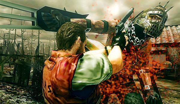Обзор игр для Nintendo 3DS Resident Evil: The Mercenaries 3D С такими созданиями лучше сражаться вдвоем