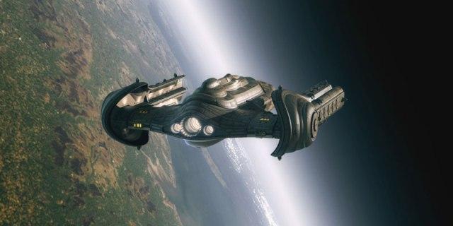 3D-ролик «Первый полет Стархайка» (Starhyke First Flight)