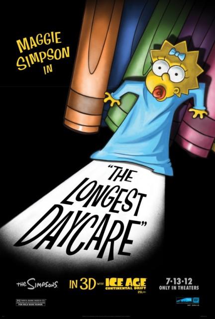 Мировая премьера 3D-короткометражки «Симпсоны: День забот» состоится 13 июля 2012 года