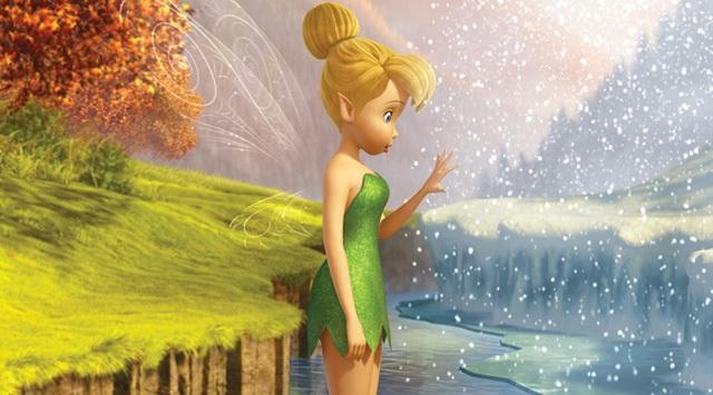 3D-мультфильм Disney «Феи: Тайна Зимнего леса»: кадры из кинофильма