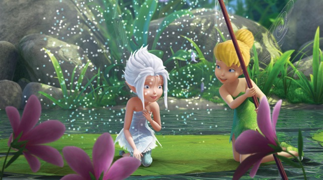 3D-мультфильм Disney «Феи: Тайна Зимнего леса» (Tinker Bell: Secret of the Wings)