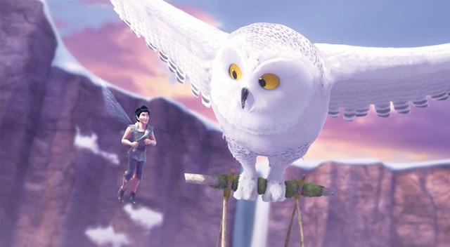 Мультфильм Disney «Феи: Тайна Зимнего леса» в формате DISNEY DIGITAL 3D