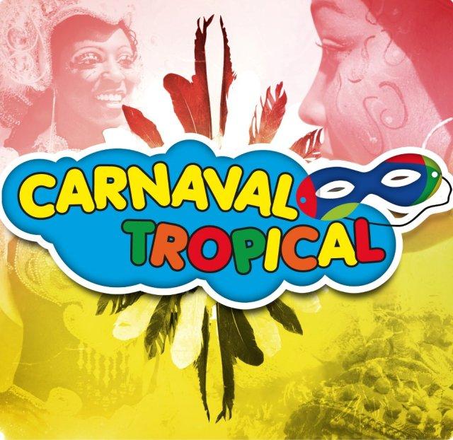 Тропический карнавал в Париже (Carnaval Tropical de Paris) в стерео 3D