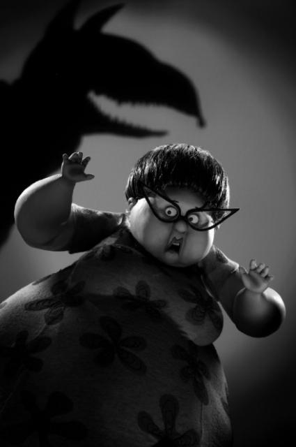 Мама Боба из 3D-мультфильма «Франкенвини» (Frankenweenie)