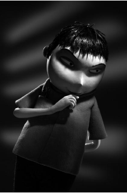 Тошиаки из 3D-мультфильма «Франкенвини» (Frankenweenie)