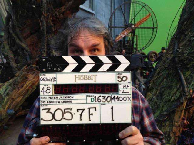 3D-лента «Хоббит»: последний день съемок