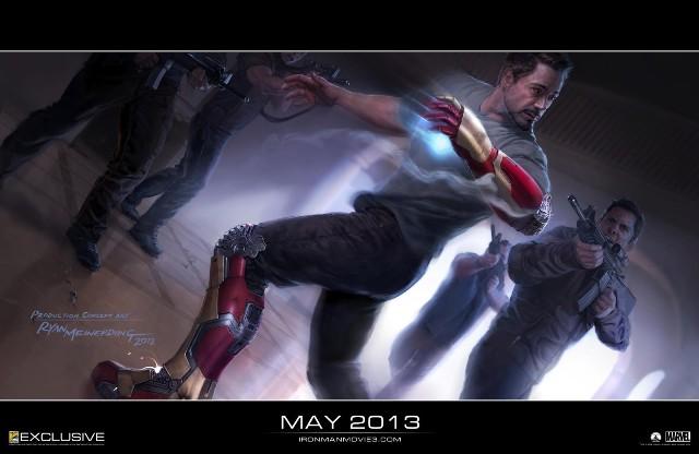 3D-фильм «Железный человек 3»: новые фото