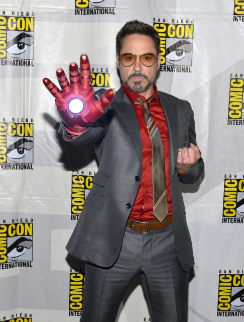 3D-фильм «Железный человек 3»: Роберт Дауни мл.
