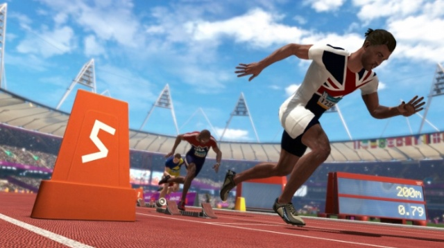 «Лондон 2012: Официальная видеоигра» (London 2012: The Official Video Game) от Sega