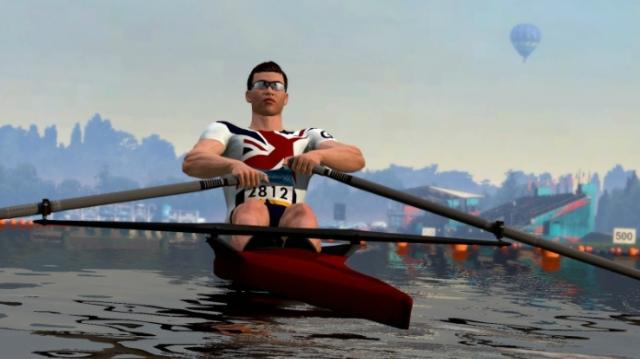 «Лондон 2012: Официальная видеоигра» (London 2012: The Official Video Game) в 3D
