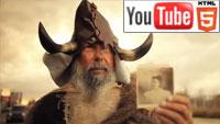 «Lake Cheese» от Lord Scrummage: музыкальный клип на YouTube 3D