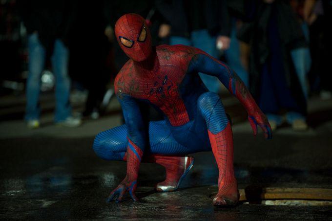 Новый Человек-паук 3D - The Amazing Spider-Man 3D