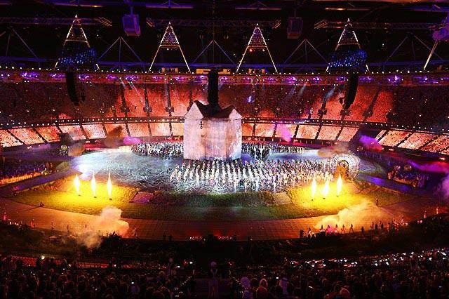 YouTube 3D-ролики к Олимпиаде-2012 от канала BBC