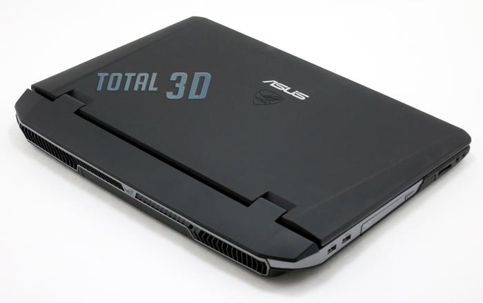 Обзор ноутбуков ASUS G55V/G75V «на базе» технологий Ivy Bridge и Kepler