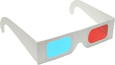 анаглифные очки