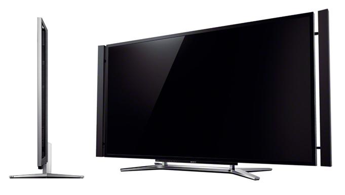 3D ЖК-телевизор Sony BRAVIA KD-84X9005