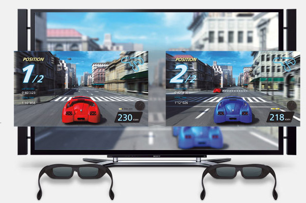 3D ЖК-телевизор Sony BRAVIA KD-84X9005: технология SimulView