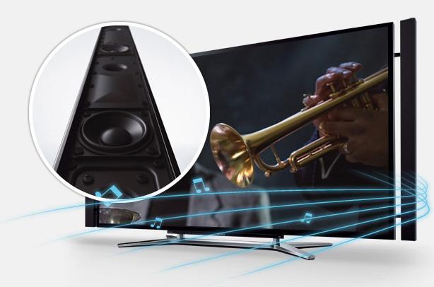 3D ЖК-телевизор Sony BRAVIA KD-84X9005: аудиосистема 10 Unit Live Speaker