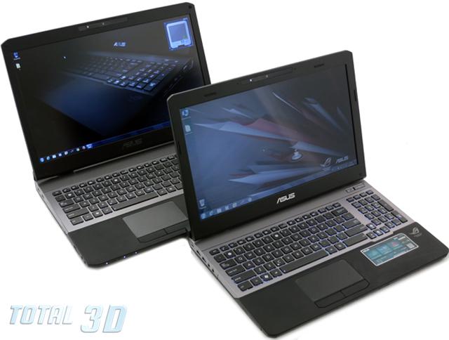 Новые ноутбуки ASUS уже у нас