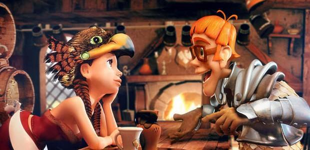 Мировая премьера 3D-мультика «Джастин и рыцари доблести» состоится 23 августа 2013 года