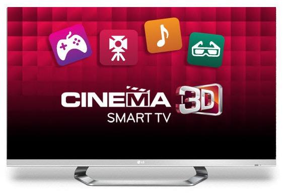 3D-игры на LG CINEMA 3D