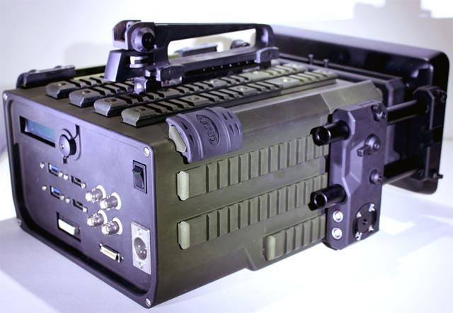 модульная стерео 3D-камера Meduza для профессионалов