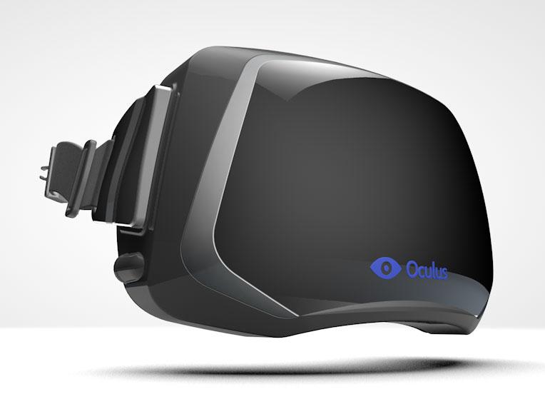 Надеваемый 3D-дисплей и виртуальная реальность Oculus Rift