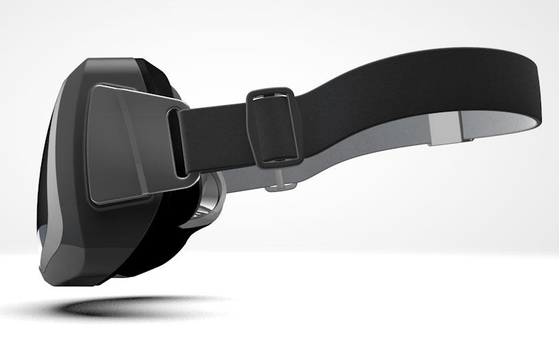 Надеваемый 3D-дисплей Oculus Rift