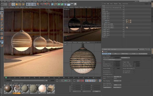 CINEMA 4D Release 14: больше возможностей создания 3D