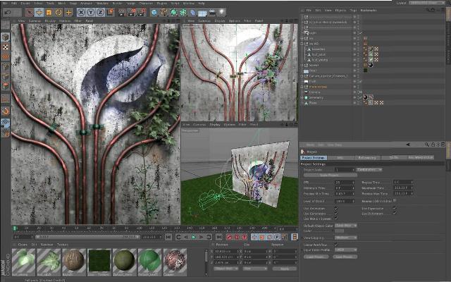 CINEMA 4D Release 14 от MAXON