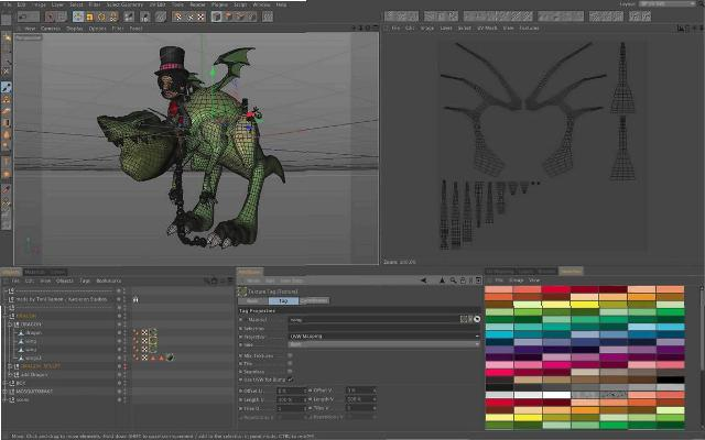 Компания MAXON анонсировала выход CINEMA 4D Release 14