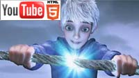 YouTube 3D-трейлер к мультфильму «Хранители снов»