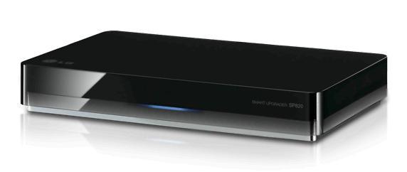 Медиаплеер SP820 с поддержкой 3D от LG