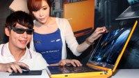 Игровые ноутбуки Samsung Series 7 Gamer с поддержкой стерео 3D