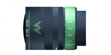Оптика Delta 4K S3D для Meduza