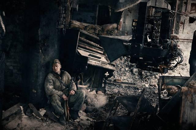 3D-лента Федора Бондарчука «Сталинград»