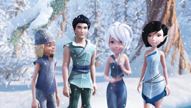Премьера 3D-мультика «Феи: Тайна зимнего леса» в России состоится 15 ноября 2012 года